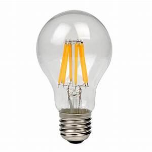 Filament Led E14 : e27 e14 220v dimmable edison filament cob led glass candle globe light bulb lamp ebay ~ Markanthonyermac.com Haus und Dekorationen