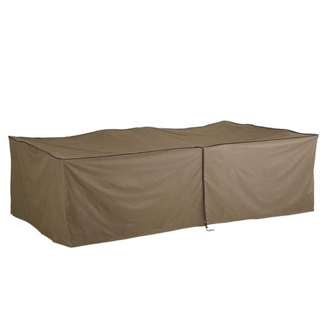 Kmart Patio Table Covers by Garden Oasis Rectangle Patio Furniture Set Cover Outdoor