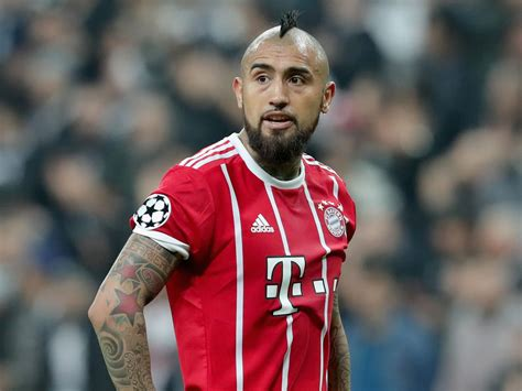 Born 22 may 1987) is a chilean professional footballer who plays as a midfielder for serie a club inter milan and the chile national team. Arturo Vidal brands Real Madrid 'rats' after Bayern Munich ...