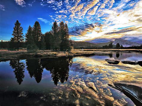Tuolumne River County California United States 4k Ultra Hd ...