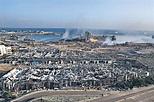 貝魯特大爆炸半城摧毀 如小核災逾百死5000傷