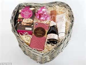 Hamper heaven! From £40 to £1,000, those gift baskets have