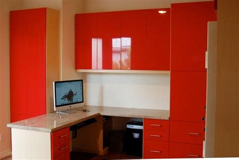 Office Desk Las Vegas by Contemporary Home Office By California Closets Of Las