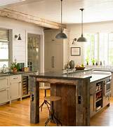 Rustic Kitchen Designs by Rustic Modern Kitchens Eatwell101