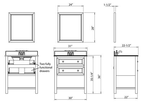 standard bathroom cabinet height bathroom vanity base cabinet diions gallery including