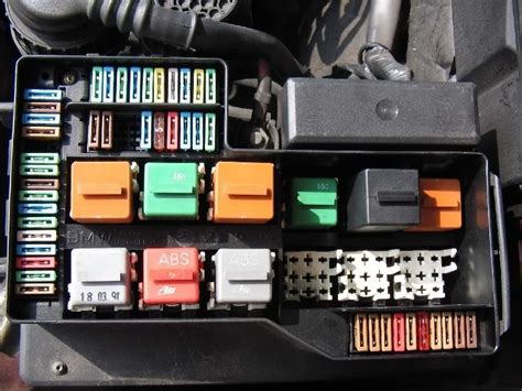 1997 Bmw Fuse Box by Fuse Box Layout With 2000 Bmw 328i Fuse Box Fuse Box And