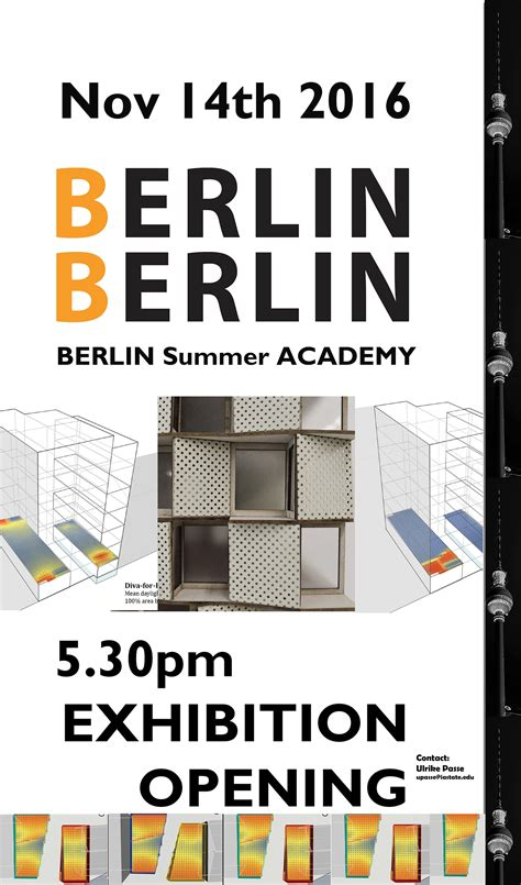 infill berlin summer academy exhibition opening