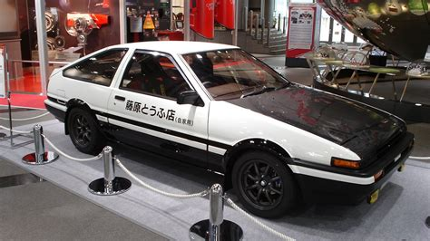 Toyota AE85 wallpaper