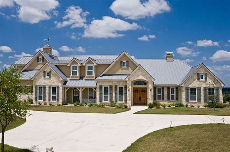 Home Exterior Gallery  Authentic Custom Homes