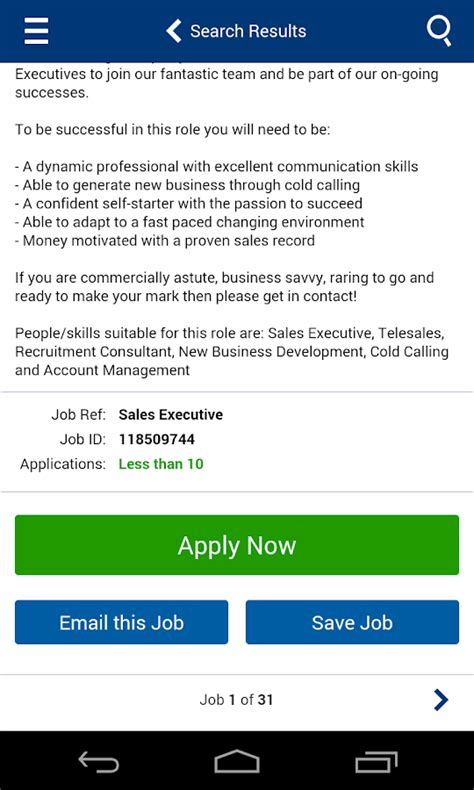 Cv Search by Cv Library Search Android Apps On Play