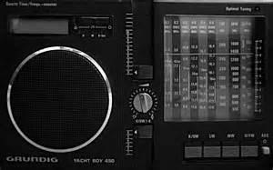 Grundig Yacht-boy 450 - Manual - Am  Fm Portable Radio