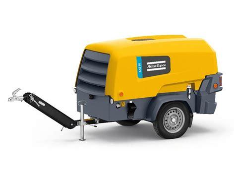 atlas copco xas  kd ready    series compressors