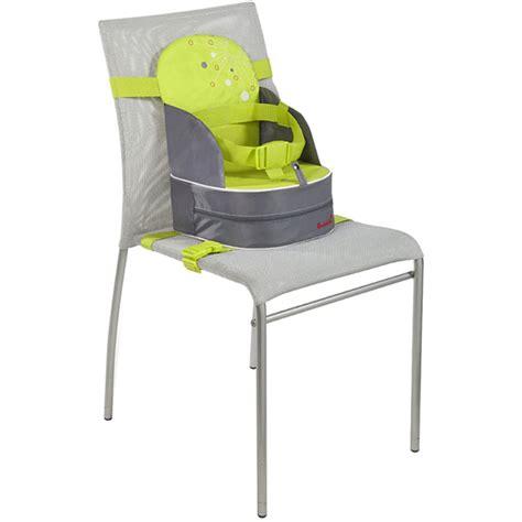 rehausseur de chaise nomade réhausseur de chaise nomade de badabulle