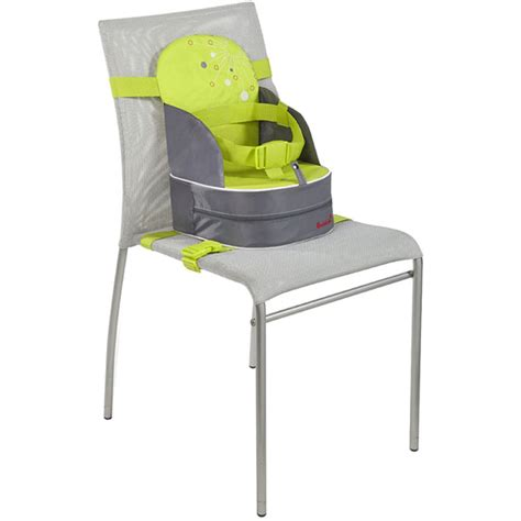 rehausseur de chaise badabulle réhausseur de chaise nomade de badabulle