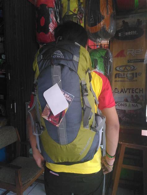 jual carrier keril avtech backpacker 40l di lapak terminal outdoor adielewe