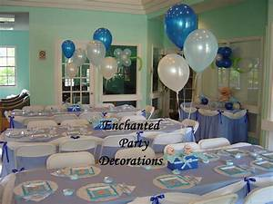 Baby shower decorating party favors ideas for Baby shower table decorations