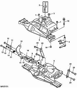 Wiring Diagram  31 John Deere La105 Parts Diagram
