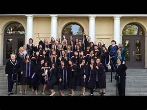 Dominican University - Nursing Class of Spring 2015 - YouTube