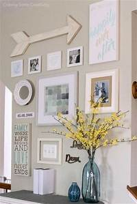 nice art decor wall ideas How To Create An Art Gallery Wall: 5 Tips And 25 Ideas - Shelterness