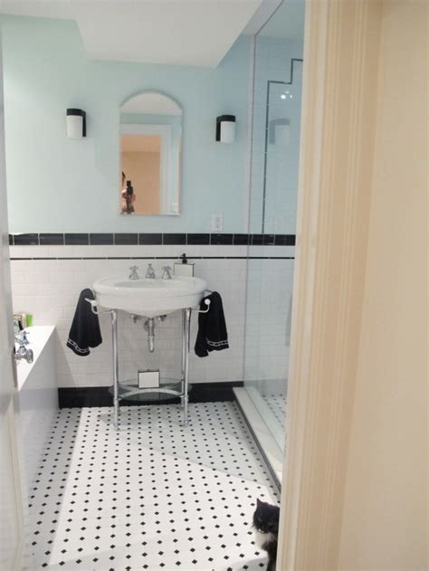 1930s bathroom design 1930s style remodel small bathrooms pinterest