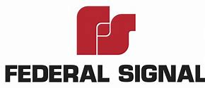 Image result for federal signal logo