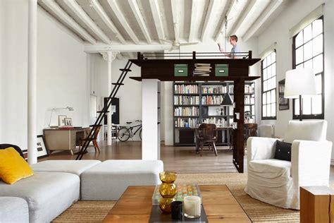 chambre adulte petit espace mezzanine chambre