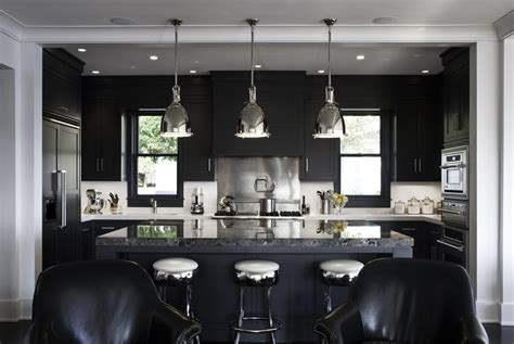 pendant lighting island kitchen farmhouse with bar