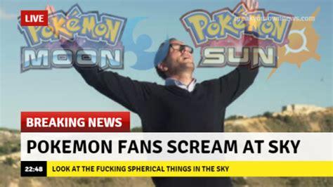 Sun And Moon Memes - pokemon sun moon meme tumblr