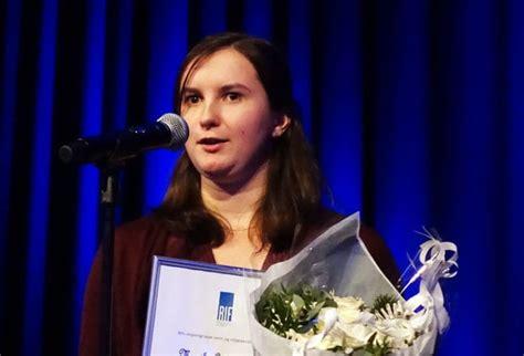 RIFs priser til Årets beste Bachelor og Master utdelt ...