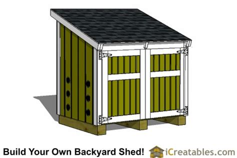 Small Generator Shed Plans by This Lean To Shed Foundation