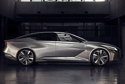 nissan vmotion 2 0 concept hints at future sedan design autonation automotive blog