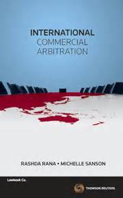 International Commercial Arbitration – Thomson Reuters ...
