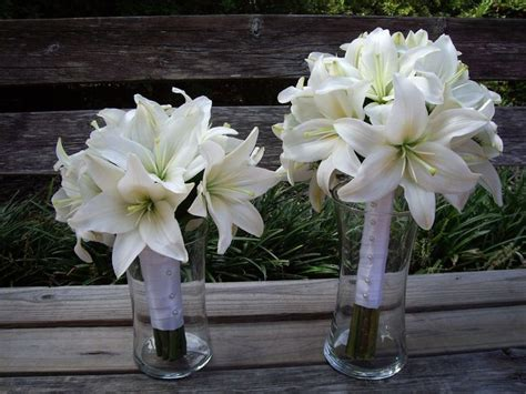 25+ Best Ideas About White Lily Bouquet On Pinterest