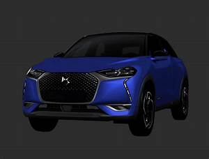 Ds 3 Crossback : 2019 ds 3 crossback leaked by design patent looks exquisite autoevolution ~ Medecine-chirurgie-esthetiques.com Avis de Voitures