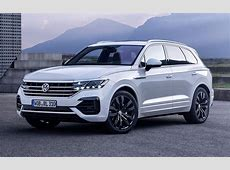2018 Volkswagen Touareg RLine Wallpapers and HD Images