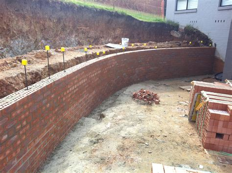 brick retaining wall design brick retaining wall ideas car interior design