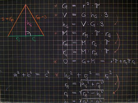 mathematik geometrie tafelbilder pyramide berechnungen
