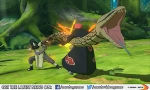 Naruto Ninja Storm Revolution Des Nouvelles Images De L