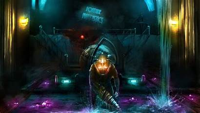 Bioshock Backgrounds Background Wallpapers Wallpapercave