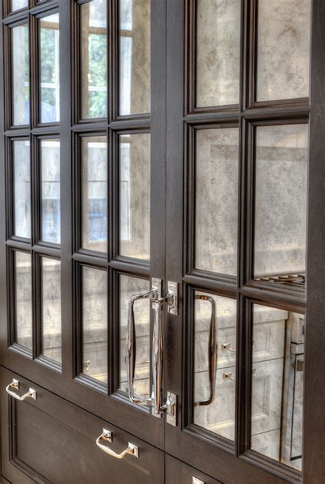 kitchen cabinets with mirrored doors mirrored kitchen cabinets design ideas
