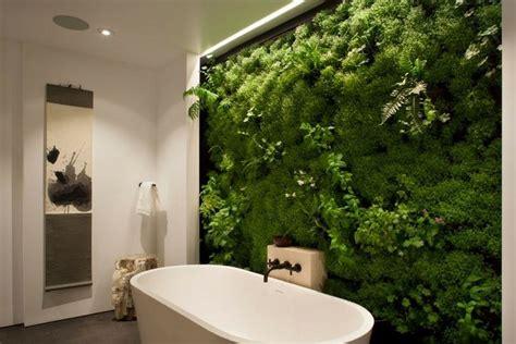 deco une ambiance nature  zen dans la salle de bain