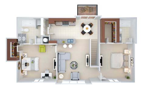 Design Your Home Floor Plan by 3d Floor Plans Rendering Design Sles Exles
