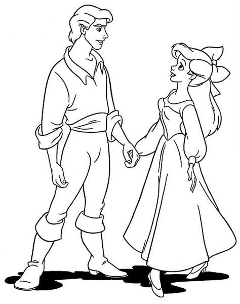 disegni da colorare principessa ariel disegni da colorare principessa disney ariel e il suo