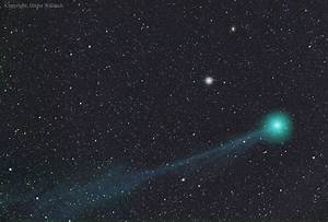 How To Watch Green Comet Lovejoy