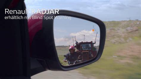 Renault Kadjar  Toterwinkelassistent Youtube