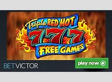 IGT Releases Triple Red Hot 7s Free Games Slot