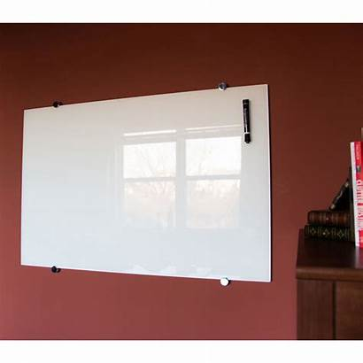 Glass Board Magnetic Wall 60x40 Luxor Mounted