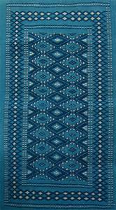 Tapis Berbere Bleu : tapis mergoum tunisien tapis tunisien tapis marocain mergoum et kilim tapis artisanal ~ Teatrodelosmanantiales.com Idées de Décoration