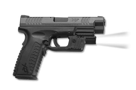 springfield xds light crimson trace light guard for springfield armory xd and