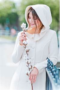 Braut mantel winter